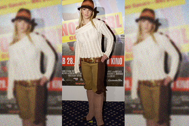 Фото №11 - Худшие наряды Бритни Спирс