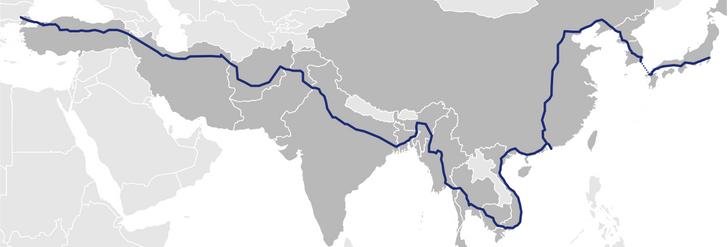 Фото №4 - Пересекая континенты: 8 самых длинных автодорог на планете