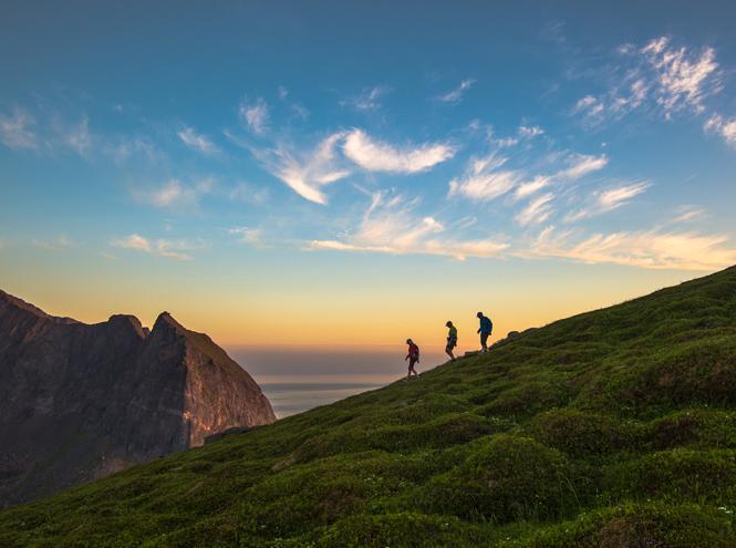 Фото №4 - Характер нордический: скандинавская ходьба как альтернатива бегу