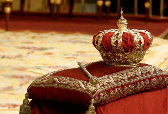 Фото №2 - 14 корон современных монархий