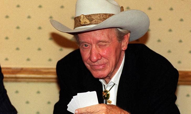 Фото №1 - 5 самых одиозных пари знаменитого авантюриста из Лас-Вегаса Амарилло Слима