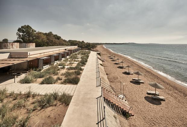 Фото №10 - Отель в здании заброшенной винодельни в Греции