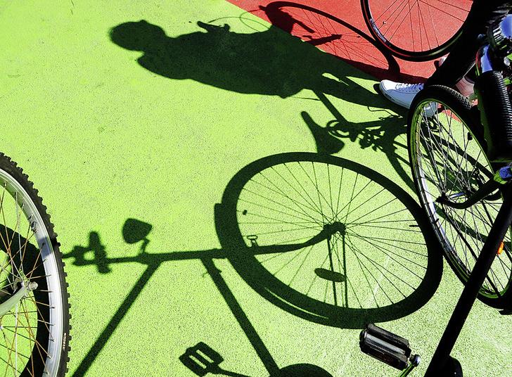 Фото №8 - Звенья одной цепи: Как голландцы заново изобрели велосипед