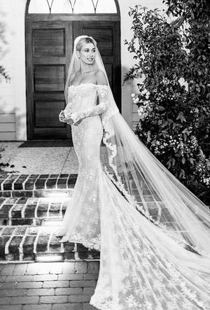 Фото №7 - 10 самых стильных звездных свадеб 2019 года