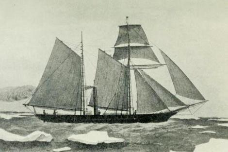 Фото №1 - На дне Енисея нашли британскую паровую шхуну XIX века
