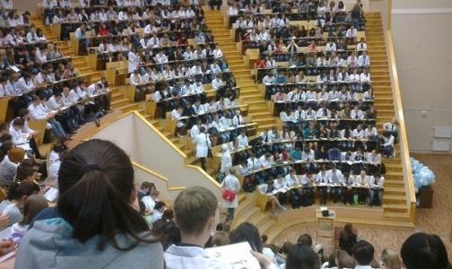 Фото №1 - Сегодня, 25 февраля, в Первом меде проходят выборы ректора