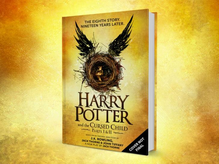 Фото №1 - «Гарри Поттер и проклятое дитя» уже доступен в альтернативном переводе