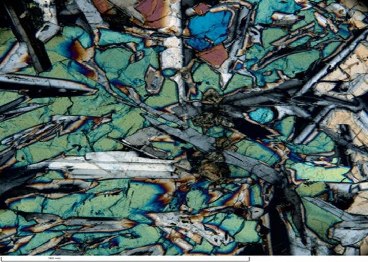 Фото №1 - Под Тихим океаном обнаружен новый тип горных пород