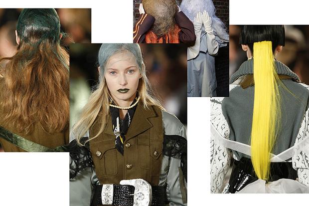 Фото №8 - 8 beauty-трендов с Недели моды в Париже