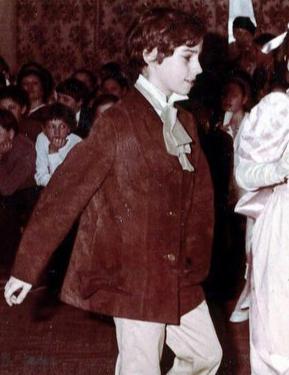 Фото №5 - Галкин показал себя в детстве— и он копия Гарри