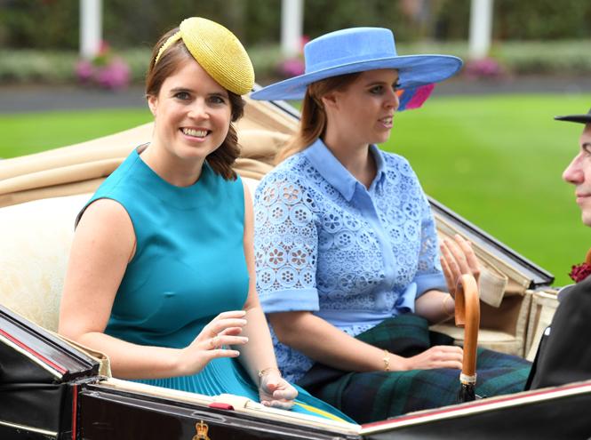 Фото №10 - Лучшие образы на открытии Royal Ascot 2019 (и несколько безумных шляп)
