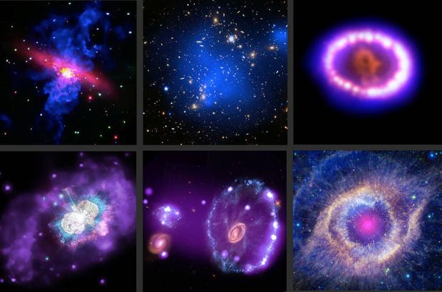 Фото №1 - 6 новых фотографий глубокого космоса от NASA