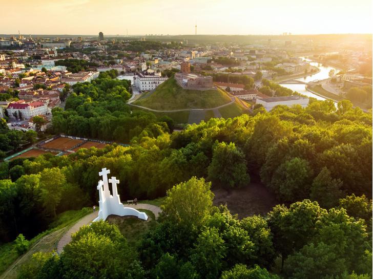 Фото №3 - Сбывшийся сон князя Гедимина: 7 фактов о Вильнюсе