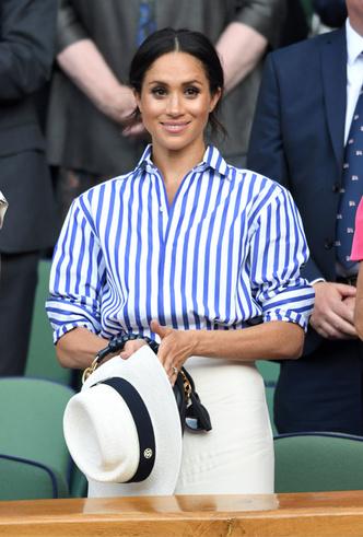 Фото №7 - Лучшие образы Меган Маркл за первый год в королевской семье
