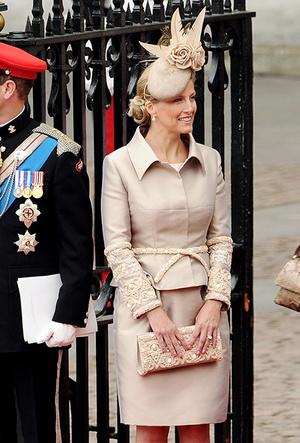 Фото №39 - 25 необычных шляп на королевских свадьбах