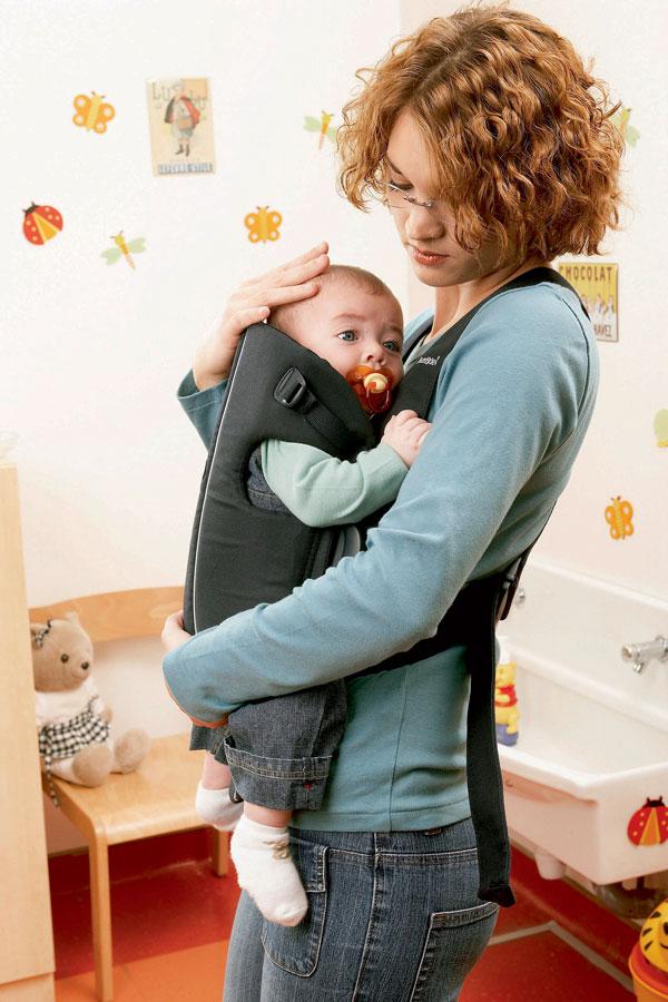 Фото №6 - 7 способов успокоить малыша
