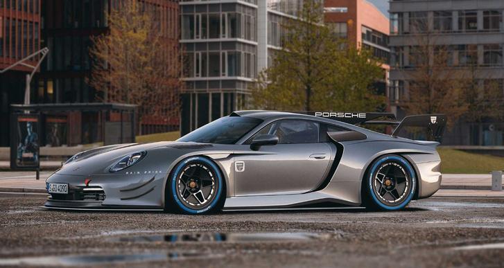 Гоночная версия Porsche 911 последнего поколения с заводским обозначением 992 еще вполне может стать реальностью. Держим кулачки!