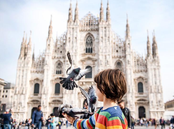 Фото №3 - Италия VS Франция: куда отправиться с детьми
