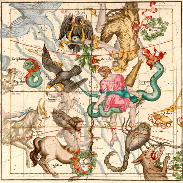 Фото №1 - Мифология гороскопа: какая история стоит за каждым знаком зодиака