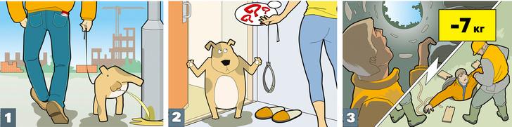 Фото №9 - Самые экстремальные способы похудеть: бесплатно, быстро и очень-очень жестоко