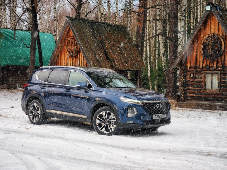 Фото №1 - Hyundai зовет в зимнюю сказку