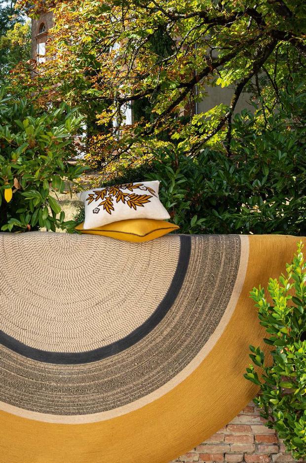 Фото №15 - Ковры и дорожки для сада и террасы