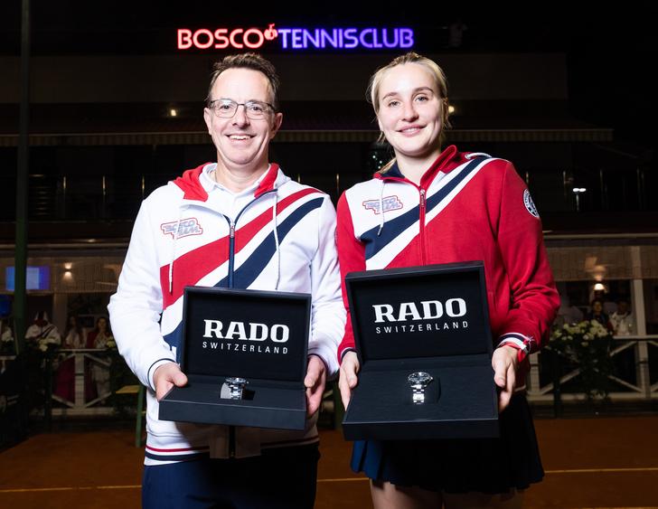 Фото №15 - Как прошел теннисный турнир Bosco Friends Open