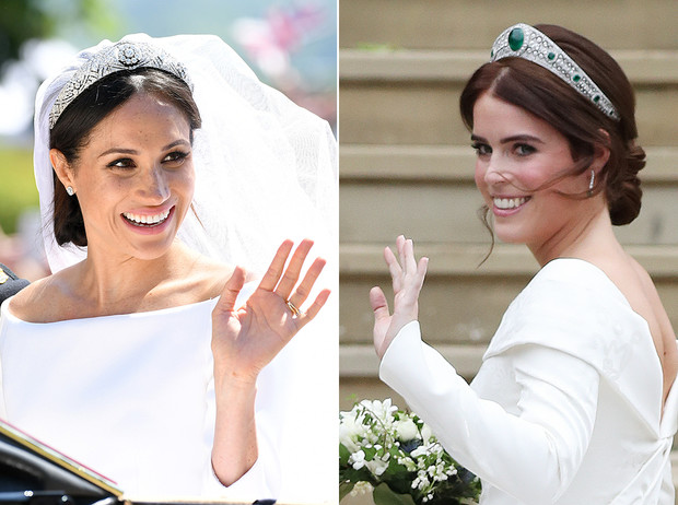 Фото №1 - Война невест: Меган Маркл или принцесса Евгения?