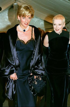 Фото №18 - Леди Диана и Lady Dior: история любви принцессы и сумки
