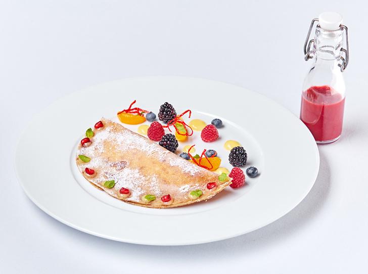 Фото №4 - Десерты для семейного ужина