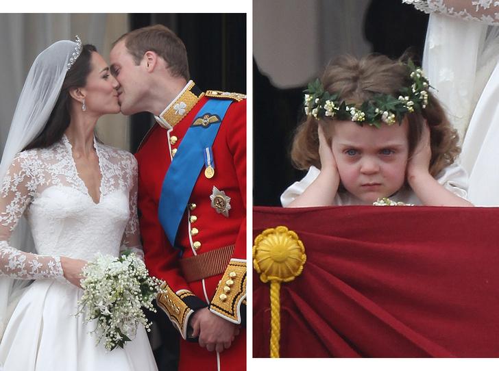 Фото №1 - 10 лет спустя: как сегодня выглядит «страдающая» подружка невесты со свадьбы Кейт и Уильяма