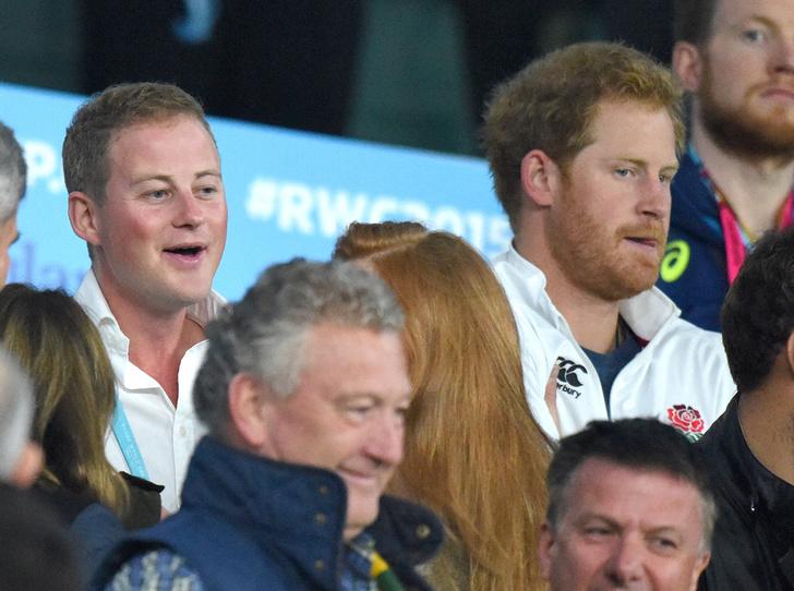 Фото №7 - Друзья принца Гарри, с которыми вряд ли поладит Меган Маркл
