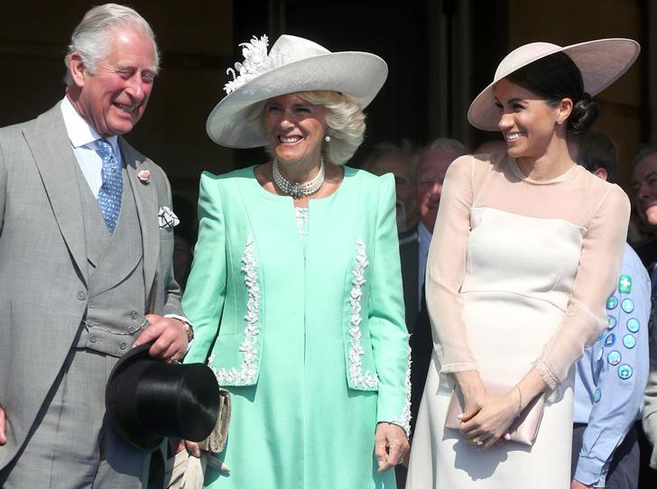Фото №17 - Новая (старая) Меган Маркл: как изменится стиль герцогини после ухода из БКС