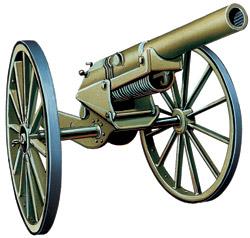 Фото №6 - Ядро, шрапнель, снаряд