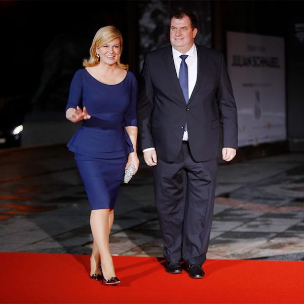 Фото №12 - Боги политического Олимпа: президенты и их жены на званом ужине в Париже