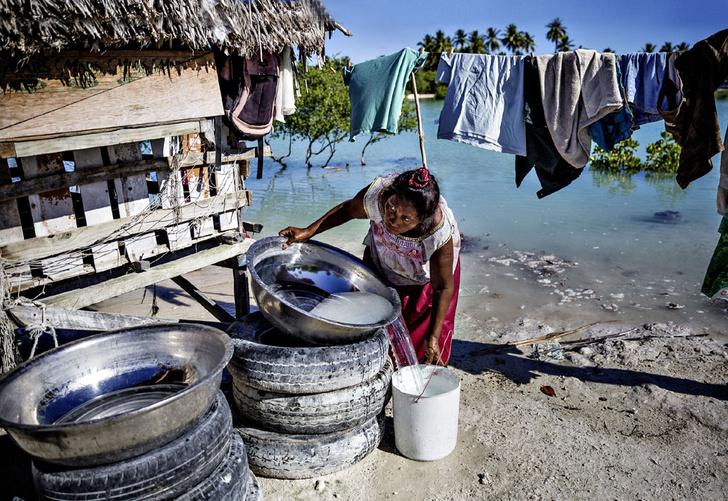 Фото №2 - Голубая бездна: как спасти Кирибати