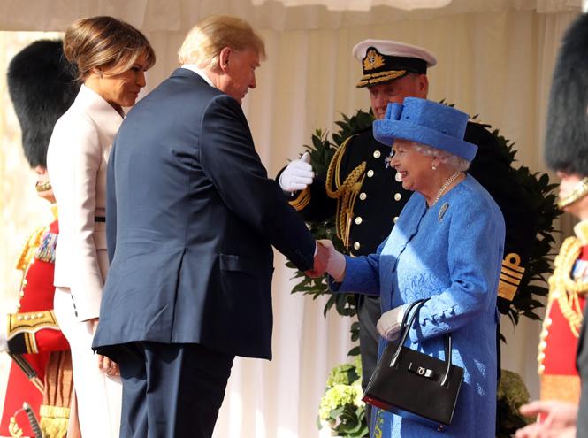 Фото №4 - Какие рекомендации королевские эксперты дали Дональду Трампу