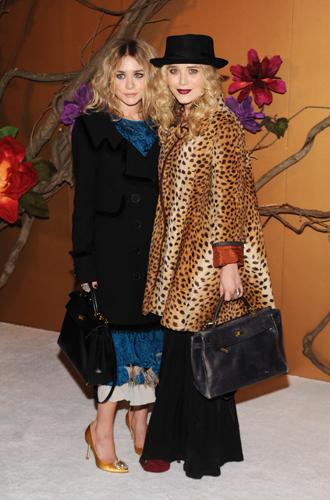 Фото №19 - А две лучше: как сестры Олсен покорили мир моды