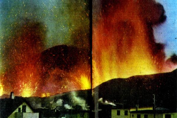 Фото №1 - Извержение на Хеймаэй