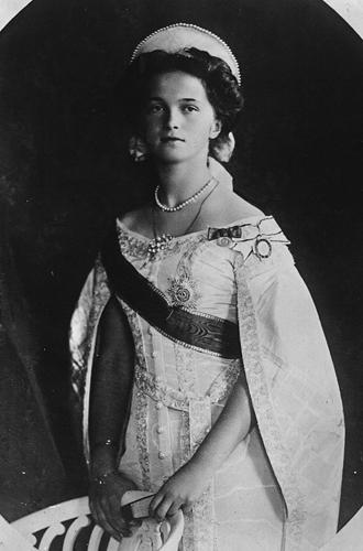 Фото №23 - Милые и забавные архивные фото царской семьи Романовых