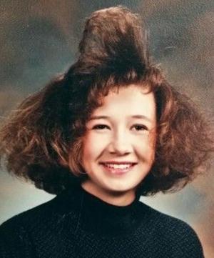 Фото №21 - Взрыв из прошлого: если в моду вернутся прически из 80-х…