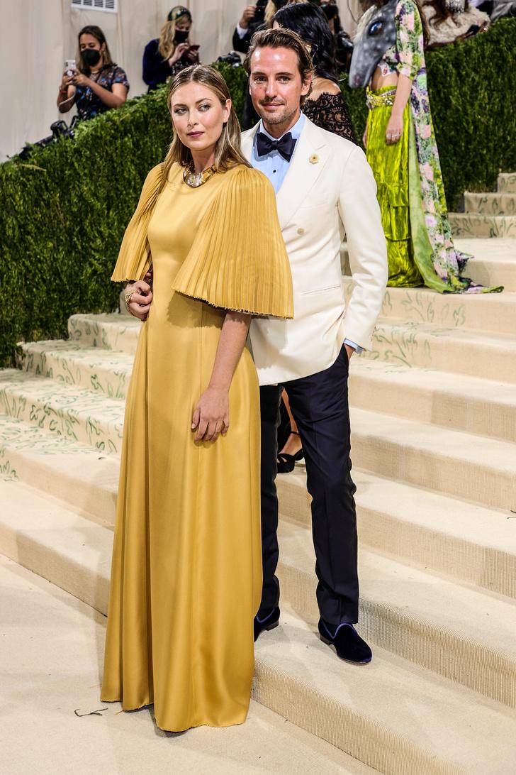 Фото №1 - Самые красивые пары Met Gala 2021