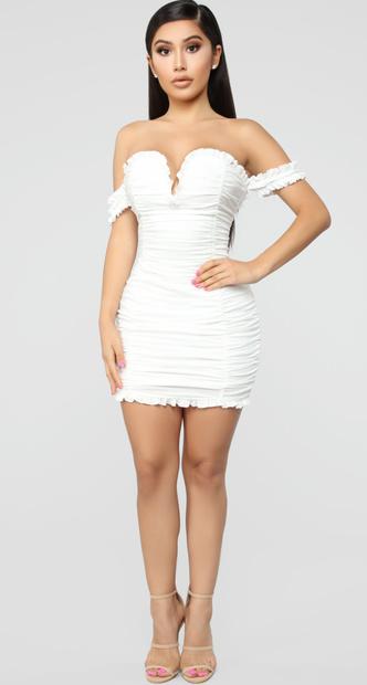 Фото №15 - Как платья и топы Квитко выглядит на худых моделях: 20 фото