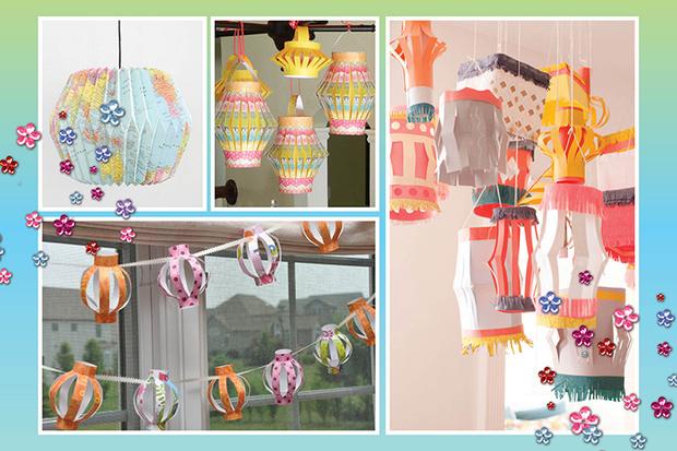 Фото №5 - 5 бумажных украшений для вечеринки