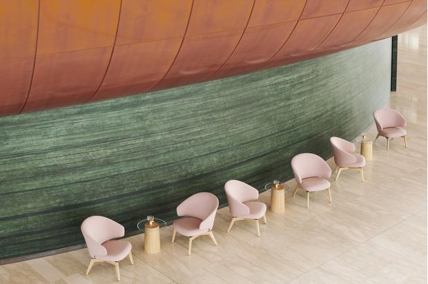 Фото №11 - Журнальный столик Stub: новинка Fritz Hansen
