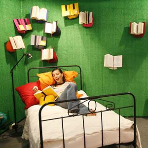 Фото №1 - Во Франкфурте открылась книжная ярмарка