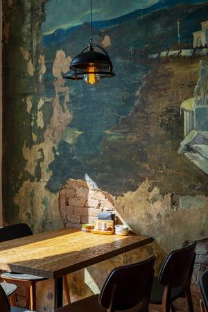 Фото №8 - Ресторан «Цех» с фресками советской эпохи во Владивостоке