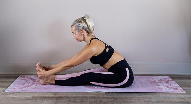 Фото №11 - Как превратить мамину йогу в увлекательное приключение для ребенка
