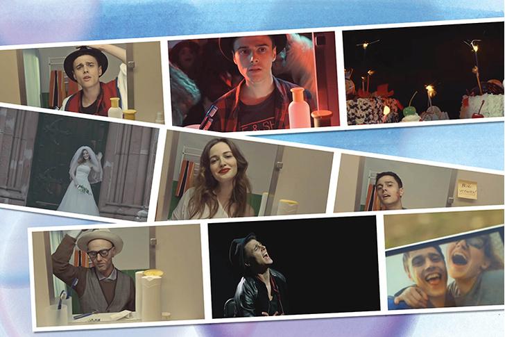 Кадр из клипа «Все успеть»