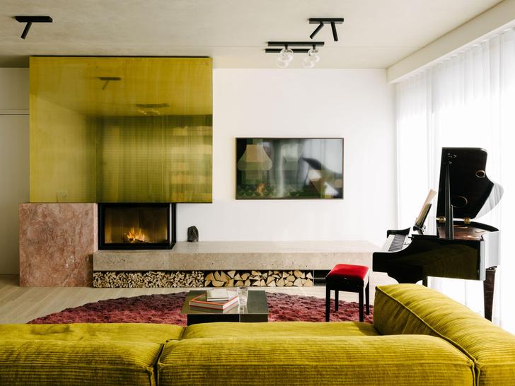 Фото №1 - Волшебная шкатулка: апартаменты в Берлине